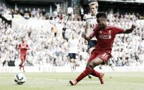 Spurs 0-3 Liverpool: Rodgers' men take all 3 points at the Lane
