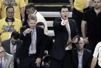 """Kerr sobre Walton: """"Este chico va a ser un entrenador brillante"""""""