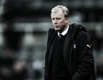 Is Steve McClaren's time at Newcastle about to be up?