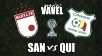 Gustavo Costas debuta este jueves con Santa Fe ante Deportes Quindío en El Campín