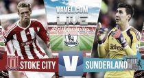 Resultado Stoke City vs Sunderland en vivo y en directo online en la Premier League 2015