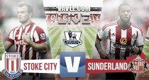 Stoke City vs Sunderland Live Stream Score Commentary in Premier League 2016