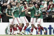 México invicto en los inicios de eliminatorias mundialistas