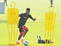 Rodgers: Sturridge not yet fit