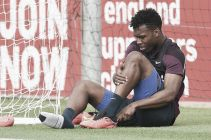 Daniel Sturridge faces further setback after sustaining a thigh injury in international training