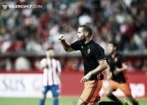 """Mario Suárez: """"Se ha visto un equipo ordenado, pero queda mucho"""""""