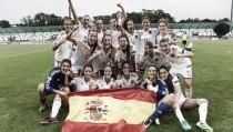 España golea a Suiza y está a un paso de la final
