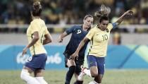 Resumen Fútbol femenil Rio 2016, Jornada 2