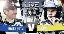 Rally de Suecia en vivo y en directo online en el WRC 2017