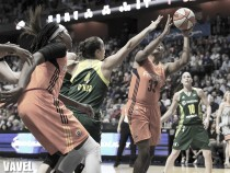 Images and photos of Connecticut Sun 77-76 Seattle Storm WNBA 2016