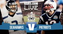 Super Bowl en vivo: Patriots vs Seahawks 2015 online (0-0)