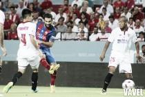 Un Sevilla sin corazón ni fútbol