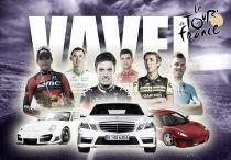 Tour de Francia 2015: 'Superdeportivos' de lujo