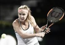 WTA Dubai: Elina Svitolina takes out Zheng Saisai in straight sets