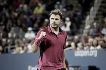US Open, Wawrinka si salva contro Evans. Ritiro per Kyrgios, avanti Nishikori