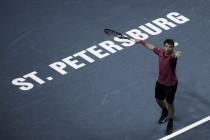 Atp San Pietroburgo, Wawrinka vince all'esordio