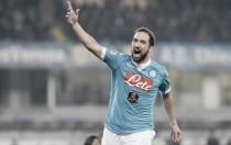 """Verso Juventus - Napoli, la carica di Higuain: """"Scudetto? Dipende da noi"""""""