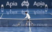 Atp Sydney, la pioggia stoppa Dimitrov e gli altri quarti di finale