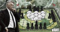 El Tablero Real: el Madrid examina el 4-4-2 de Javi Gracia
