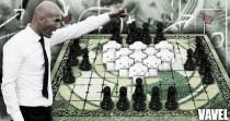 El Tablero Real: 'Zizou' y su chistera táctica