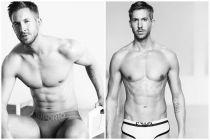 Calvin Harris imagen de Emporio Armani Underwear