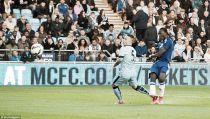 Manchester City U18 1-3 Chelsea U18: Abraham brace sets holders up for second leg showdown