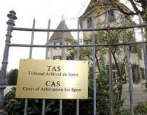 En 15 días el TAS decide el 'Caso Jakobsen'