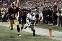 Victorias fáciles para Vikings y Redskins