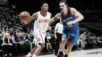 NBA - Atlanta ferma ancora Oklahoma, Golden State in volata sui Jazz