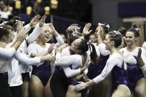 NCAA Gymnastics: LSU scores impressive early season win over Georgia