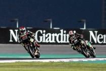 Buena jornada para los pilotos del Monster Yamaha Tech3