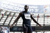 Teddy Tamgho se fractura el fémur y dice adiós a Río