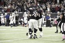 Los Texans remontan un partido que les puede valer la división