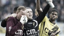 Go Ahead Eagles y Willem II, equipos de Eredivisie 2016-2017