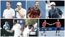 Semifinales en marcha para el dobles