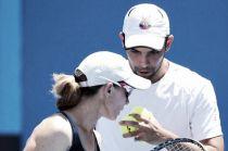 Cabal y Black eliminados del Australian Open