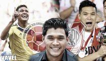 El año de Teófilo Gutiérrez: héroe 'Tricolor' e ídolo 'Millonario'