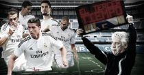 El Tercer Tiempo: el Celta abusa de las bandas y el Madrid sobrevive con James y Chicharito