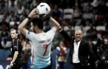 Fatih Terim furious at Turkey team