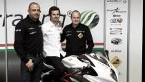 Nico Terol, con el Schmidt Racing en el campeonato de Supersport
