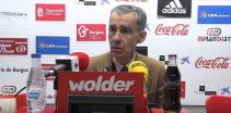 """Carlos Terrazas: """"Tendremos que trabajar mucho para contrarrestar al Lugo"""""""