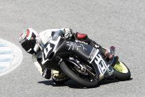 Los pilotos inician los primeros test de pretemporada en Jerez