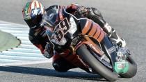Hayden reina en la ausencia de Kawasaki; Giugliano vuelve a pista