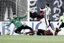 Juventus 3-1 AC Milan: Bianconeri strike three past depleted Milan