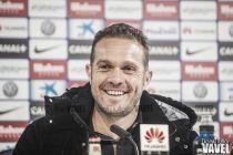 """Luis García Tevenet: """"Nos hemos vuelto a superar con un partido magnífico"""""""