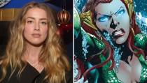 """Amber Heard será Mera en """"La Liga de la Justicia: Parte 1"""" y """"Aquaman"""""""