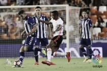El Alavés sólo pierde de penalti