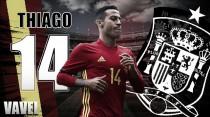 Anuario VAVEL selección española 2016: Thiago, otro mago de La Roja