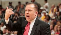 Tom Thibodeau no continúa en Chicago Bulls