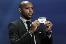 Arsenal to face PSG in Champions League group stages